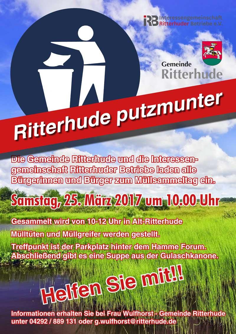 Ritterhude Putzmunter
