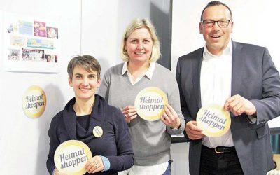 """Presseberichte zu """"Heimat shoppen"""""""