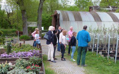IRB vor Ort: Brons Baumschulen